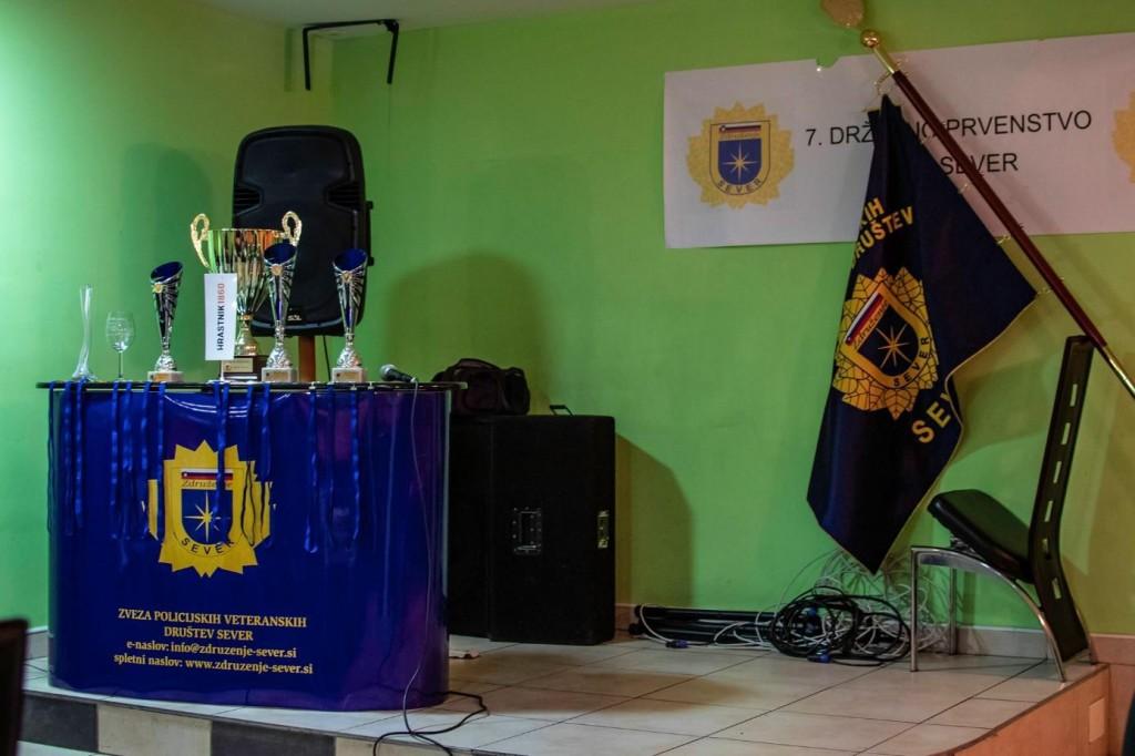 7. Državno prvenstvo ZPVD Sever v kegljanju